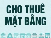 Cho thuê mặt bằng tại Ngọc Lâm, Long Biên