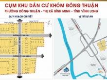 Bán đất KDC Đông Thuận, bán gấp, giá tốt trong 3 ngày, thuận lợi để ...