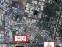 Bán đất Bình Chánh ngay cầu Xáng - Đường Vườn Thơm - TT 630 triệu. LH: 0702284059