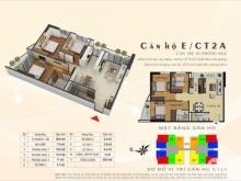 Bán căn số 10 tầng 6, tòa CT2A Gelexia Riverside 885 Tam Trinh, giá 21.7 tr/m2