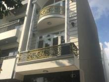 Nhà bán hẻm nội bộ 7m Nguyễn Hữu Dật, Tân Phú, 3 lầu, sổ riêng, 6.7 tỷ.