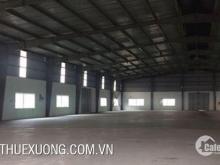 Cho thuê kho xưởng Khu công nghiệp Bình Xuyên Vĩnh Phúc DT 1550m2 giá rẻ