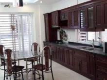 Cho thuê nhà 5,5 tầng sát mặt đường Trần Quốc Hoàn thích hợp KD làm đẹp, vp, spa....