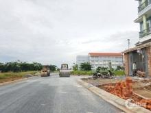 Đất nền chợ Long Cang - Cần Đước, 5*18 m2, giá siêu rẻ 400tr, SHR, bao sang tên.