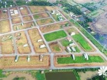 Cần bán nhanh lô đất dự án T&T Long Hậu, sổ đỏ cầm tay, giá bao đầu tư chỉ 1 tỷ 400tr.