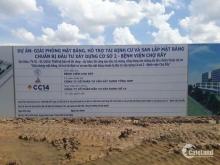 Ngân Hàng Phát Mãi 16 nền đất MT Tỉnh lộ 10, Liền kề BV Nhi Đồng 3, SHR, GIÁ CHỈ 950TR