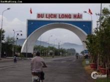 Bán đất diện tích lớn 2.403m2 mặt tiền đường Nguyễn Tất Thành (đường 36m) TT Long Hải