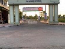 Bán đất thuộc dự án Khu đô thị Mạnh Hùng – Hà Nam