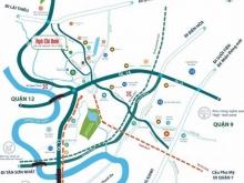 Bán dự án đất nền Ngô Chí Quốc - Thủ Đức 5x20 giá 40tr/m2 với hơn 30ha