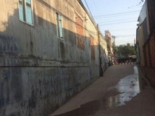 Định cư nước ngoài cần thanh lý gấp lô đất mặt đường  Đường 20 NGÃ TƯ BÌNH CHUẨN