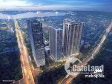 Cần tiền chuyển nhượng một số căn hộ Metropolis 29 Liễu Giai.