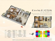 Bán căn số 10 tầng 4, tòa CT2A Gelexia Riverside 885 Tam Trinh, giá 21.1 tr/m2