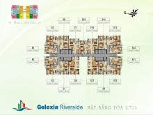 Chính chủ bán căn 5 tòa CT2A dự án Gelexia riverside