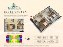 Cần bán căn 9 tòa CT2A chung cư Gelexia Riverside