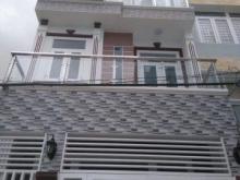 Nhà Huỳnh Tấn Phát hẻm 2503, 1 trệt+2 lầu, nhà trống.