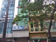 Chính chủ bán gấp nhà góc Mặt tiền Trần Nhật Duât, Tân Định, Quận 1, 7x22m, Giá chỉ 40 tỷ