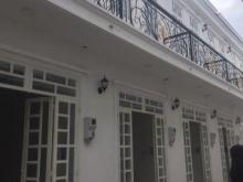 Bán nhà mới xây dọn vào ở ngay hà huy giáp, 1 trệt 1 lầu Lh 0366633323