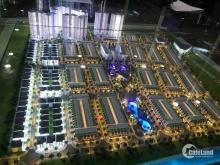 Bán nhà MT Trần Quang Diệu, Quận 3. 11x32m, hầm 8 lầu, 130 tỷ