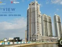 Sắp bàn giao, mua căn hộ The View nhận ngay ưu đãi 8% hoặc trả chậm đến 2021