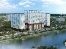 Dự án Green River Quận 8, view sông, 68.6m², 2PN
