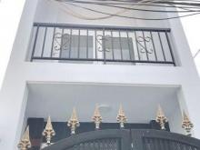 Bán nhà mới 1 lầu hẻm Bông Sao Phường 5 Quận 8