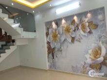Bán nhà 36m2, 3 tầng, hẻm Nguyễn Đình Chiểu phường 4 quận Phú Nhuận