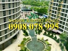 SAIGON AIRPORT PLAZA - HOTLINE PKD 0908 078 995 – CẬP NHẬT THƯỜNG XUYÊN GIỎ HÀNG 1-2-3PN, XEM NHÀ NGAY