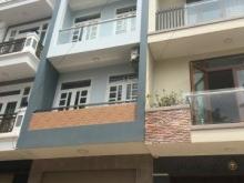 Nhà mới xây Nguyễn Hữu Dật, Tân Phú, 3 tấm hẻm 7m, sổ hồng chính chủ.