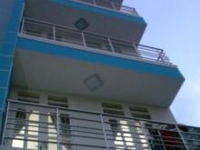 Bán nhà mặt tiền đường số 6, Linh Trung, Thủ Đức. Nhà 1 trệt 3 lầu