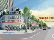 Duy nhất 27 lô shophouse tiềm năng cực tốt tại dự án sunshine golden river