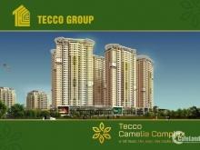 Mở bán dự án căn hộ cao cấp, CC Tecco Camelia Complex, Tp. Thái Nguyên