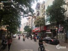 Cho thuê nhà mặt phố Trần Quốc Hoàn - Cầu Giấy, MT4,5m. DT55m