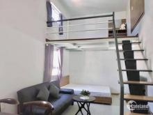 Ưu đãi căn hộ mini full nội thất tối có Gác lửng tối đa 4 người ở khu vực Q4,Q7 HCM