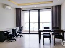 Cho thuê căn 3N full nội thất, dt 90 m2 tại Eco Green. Giá 14 tr/tháng.