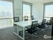 Văn phòng đại diện cho thuê tòa nhà hạng A từ 2-15 chỗ ngồi tại tòa nhà Diamond Flower, Lê Văn Lương
