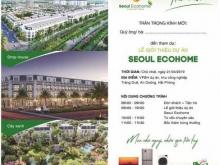 Suất ngoại giao đất nền KCN Tràng Duệ, dự án Seoul Ecohome, giá gốc CĐT, CK cao. LH 037.9495.333