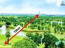 Bán biệt thự trong khu Compound sân golf Long Thành, TP Biên Hòa, đã có sổ