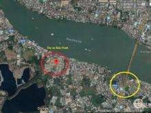 Đất đối diện Sông Đồng Nai, giá hấp dẫn cho nhà đầu tư : 1.350 Tỷ/ 100m2: 0974563579