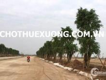 Chuyển nhượng đất tại Hải dương cụm công nghiệp hoàng diệu huyện Gia Lộc giá rẻ