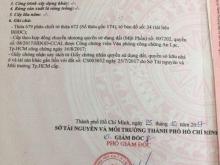 [GẤP] Cần Bán Lô Đất 100m2 - [GẦN] - Chợ Bình Chánh - MT - Trịnh Như Khuê - 1ty1