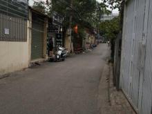 Cần bán mảnh đất ngõ 87 Trường Lâm, Long Biên, 41.4m2, hướng Tây Bắc, giá 1.65 tỷ