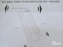 10 suất nội bộ đầu tiên đất nền Gò Cát – Phú Hữu-Quận 9. Chiết khấu khủng