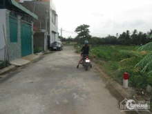 Cần tiền bán gấp lô đất đường Lã Xuân Oai,phường Tăng Nhơn Phú A,quận 9