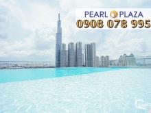 PEARL PLAZA quận Bình Thạnh - Quản lý tất cả giỏ hàng 1-2-3PN xem nhà ngay. Hotline PKD SSG 0908 078 995