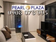PEARL PLAZA quận Bình Thạnh - Bán gấp CH 3PN_ chỉ 7,2  tỷ, 123m2, tầng cao, shvv - Hotline PKD SSG 0908 078 995 xem nhà ngay
