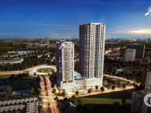Căn hộ 2 phòng ngủ 71.5m2 chung cư cao cấp Sky Park Residence