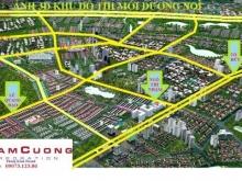 Bán xuất ngoại giao An Phú shop Villa - khu đô thị Dương Nội Mới giá rẻ
