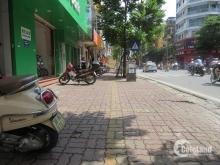Bán đất mặt phố Bà Triệu, diện tích 178m2, mặt tiền 5,2m, vuông vức, giá 82 tỷ
