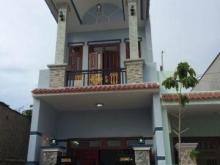 Bán nhà mới xây chưa ở trong KĐT mới Bình Chánh-Đinh Đức Thiện 80m2 1 trệt 1 lầu