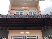 Bán nhà hóc môn, 90m2 2 lầu, sổ hồng riêng chính chủ